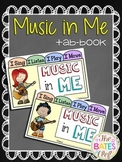 Music in Me Tab Book- Back to School