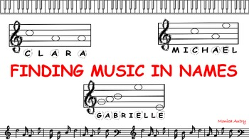 Music in Names