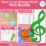 Music in Our Schools Month Bundle