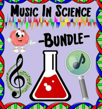 Music in Science Curriculum  ~ BUNDLE ~