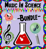 Music in Science Curriculum  ~ BUNDLE ~