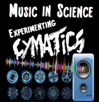 Music in Science - Cymatics Experiment on How Sound Waves Effect Matter