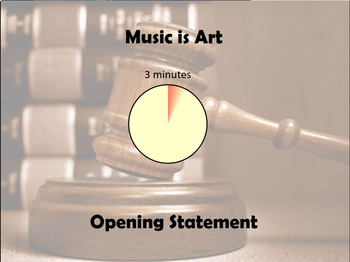 Music in Science - Debate - Is Music Art or Just Sounds?