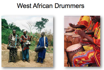Music in West Africa PPT