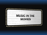Music in the Movies - A Presentation