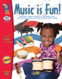 Music is Fun! PreK-K (Enhanced eBook)