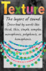 Music is Magical: Anchor Charts