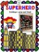 Superhero Music is My Superpower Bulletin Board/Wall Decor