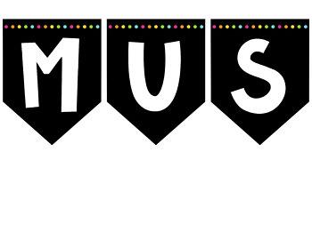 Music is a Global Language {Bulletin Board Display}