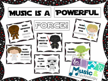 Music is a Powerful Force!