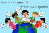 Music is a language the whole world speaks!