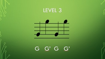 "Music lesson ""Gotta Catch Them All"" Pokemon"