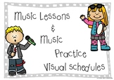Music lessons & home practice package