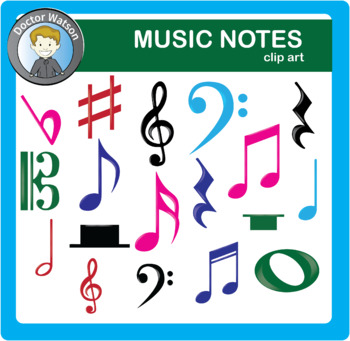 Music notes and notation