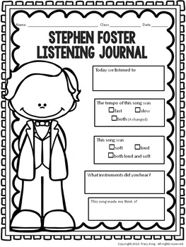 Music of Stephen Foster