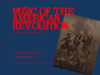 Music of the American Revolution- Interactive (mp3)
