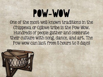 Music of the Chippewa {Songs, Slideshows, and Background}