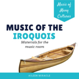 Music of the Iroquois {Songs, Slideshows, and Background}