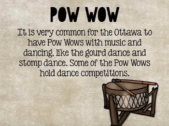 Music of the Ottawa {Songs, Slideshows, and Background}
