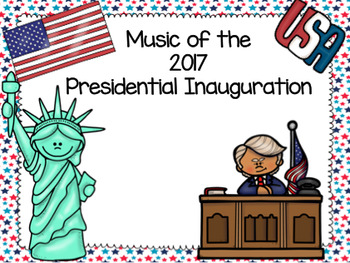 Music of the Presidential Inauguration