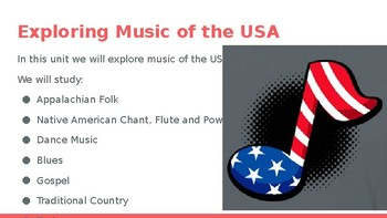 Music of the United States