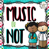 Music or Not Bundle