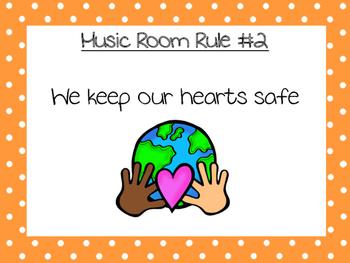 Music room rules