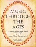 Music through the Ages - Part 1 (Ancient Music - Baroque)