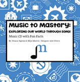 Music to Mastery: Exploring Our World Through Song - South Asia!