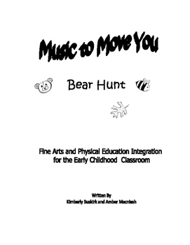 Music to Move You: Bear Hunt