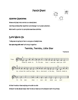 Music to Move You: Fancy Stars