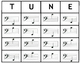 MusicTune Board Games Set Three: Bass Clef Notes, Ledger