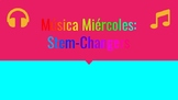 Musica Miercoles - Stem-changing verbs