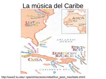 Musica del caribe