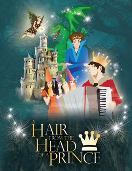 Musical A Hair From the Head of a Prince Info Packet - Mus