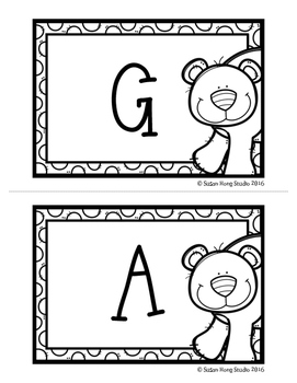 99 Cents Deal Musical Alphabet Bear