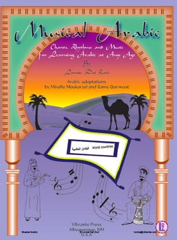 Musical Arabic - Songs/Chants Teaching the Names and Capit
