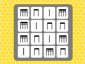 Musical Boggle - Level 1 2 3