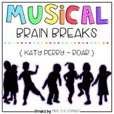 Musical Brain Breaks - Video 1 ( Roar )