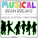 Musical Brain Breaks - Video 3 ( Fight Song )