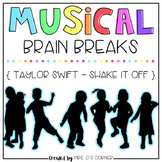 Musical Brain Breaks - Video 5 ( Shake it Off )