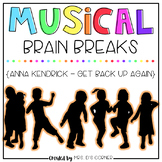 Musical Brain Breaks - Video 6 ( Get Back Up Again )