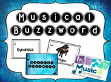 Musical Buzzword