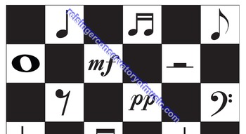 Musical Checkers