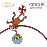 Musical Circus Songs to Sing - Instant Download