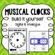 Musical Clocks - Fun and Engaging Game!