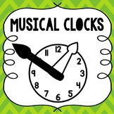 Musical Clocks - Fun and Engaging Game!