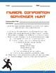 Musical Composition Scavenger Hunt