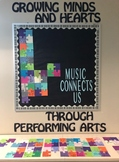 Musical Connections Activity & Bulletin Board