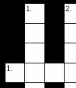 Musical Crossword